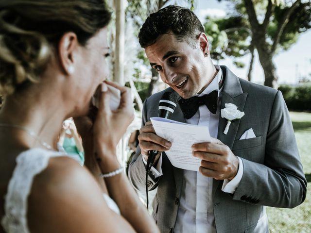 Il matrimonio di Claudio e Sara a Alliste, Lecce 18