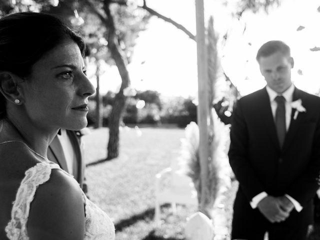 Il matrimonio di Claudio e Sara a Alliste, Lecce 22
