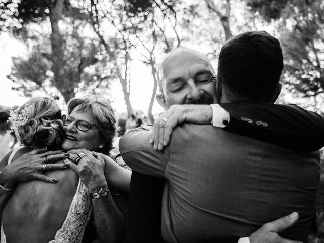 Il matrimonio di Claudio e Sara a Alliste, Lecce 23