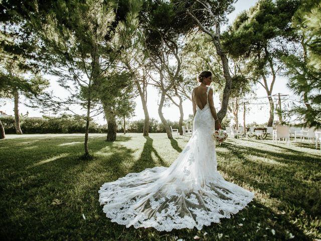 Il matrimonio di Claudio e Sara a Alliste, Lecce 25