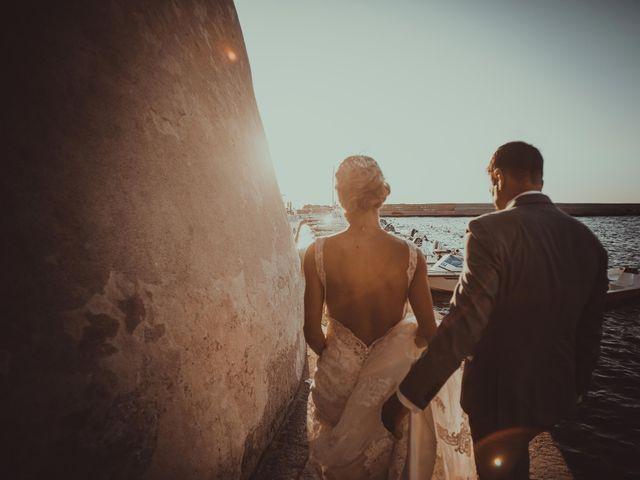 Il matrimonio di Claudio e Sara a Alliste, Lecce 1