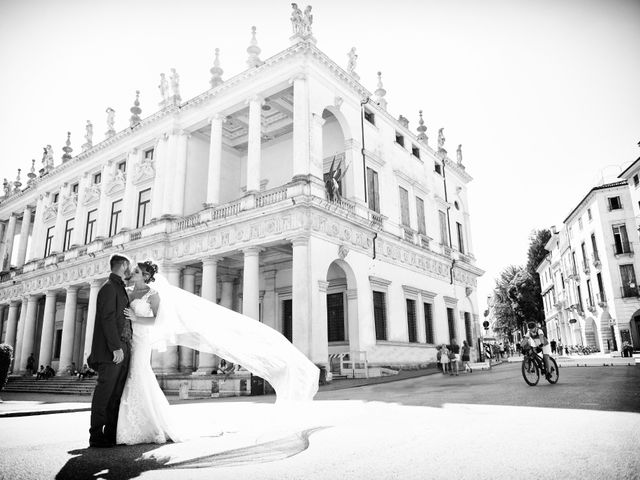 Il matrimonio di Alessandro e Valentina a Vicenza, Vicenza 34