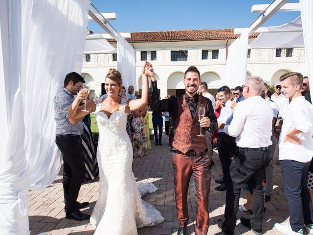 Il matrimonio di Alessandro e Valentina a Vicenza, Vicenza 52