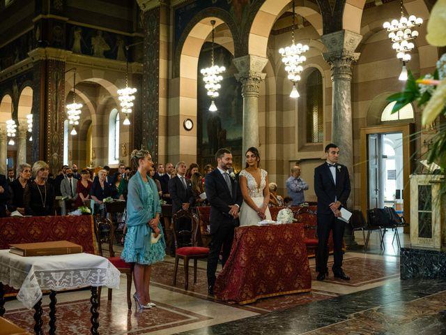 Il matrimonio di Marco e Jennifer a Torino, Torino 48