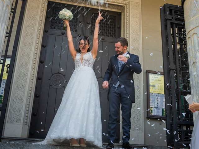 Il matrimonio di Marco e Jennifer a Torino, Torino 61