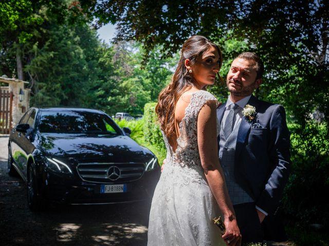 Il matrimonio di Marco e Jennifer a Torino, Torino 1