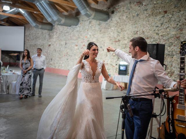 Il matrimonio di Marco e Jennifer a Torino, Torino 97