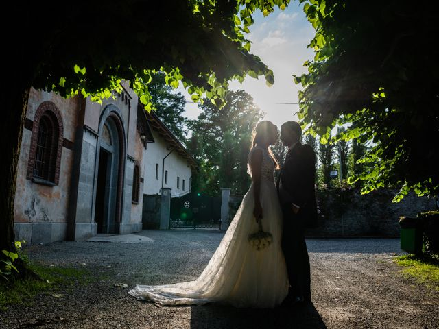 Le nozze di Jennifer e Marco