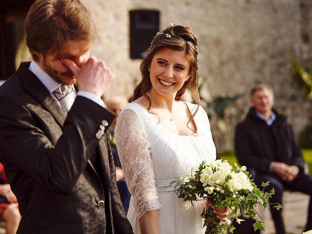 Il matrimonio di Davide e Alessandra a Cappella Maggiore, Treviso 10