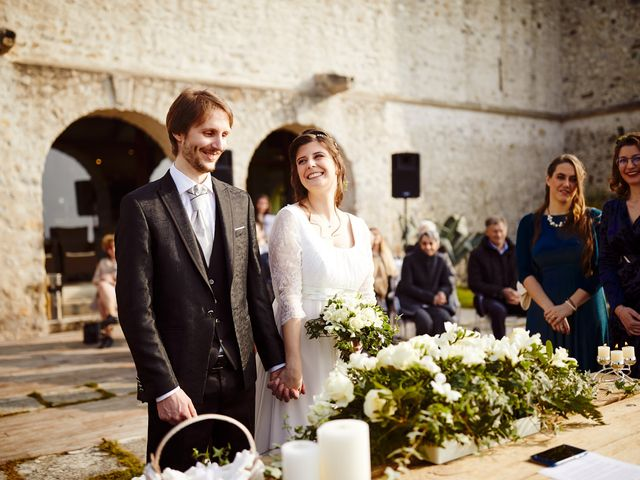 Il matrimonio di Davide e Alessandra a Cappella Maggiore, Treviso 12