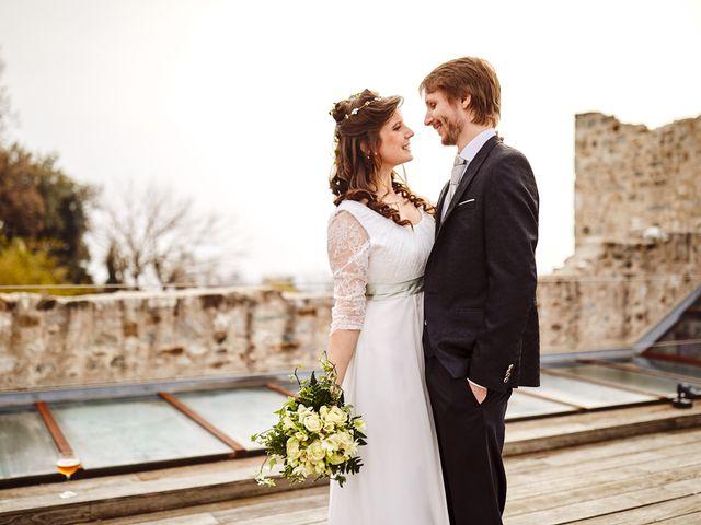 Il matrimonio di Davide e Alessandra a Cappella Maggiore, Treviso 13