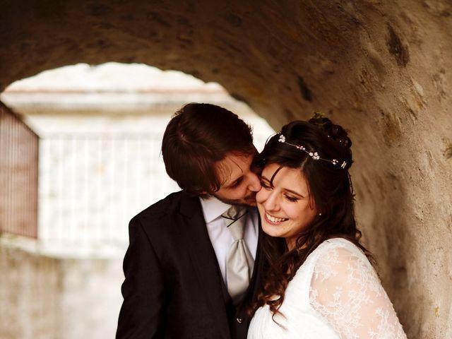 Il matrimonio di Davide e Alessandra a Cappella Maggiore, Treviso 20
