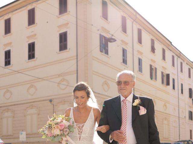 Il matrimonio di Caterina e Michele a Recanati, Macerata 23