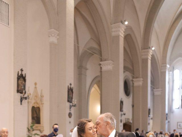 Il matrimonio di Caterina e Michele a Recanati, Macerata 27