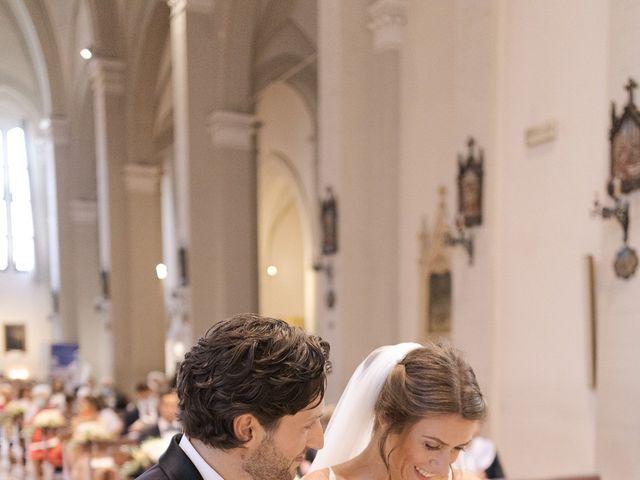 Il matrimonio di Caterina e Michele a Recanati, Macerata 28