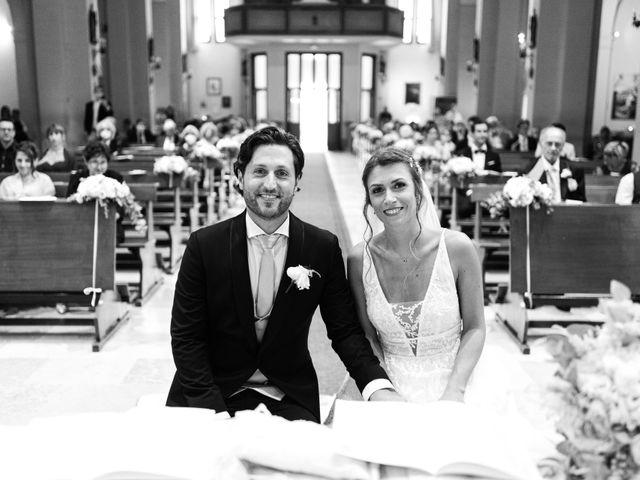 Il matrimonio di Caterina e Michele a Recanati, Macerata 29
