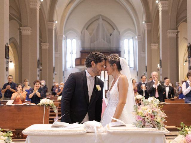 Il matrimonio di Caterina e Michele a Recanati, Macerata 30
