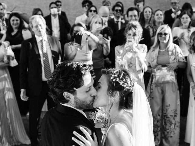 Il matrimonio di Caterina e Michele a Recanati, Macerata 32