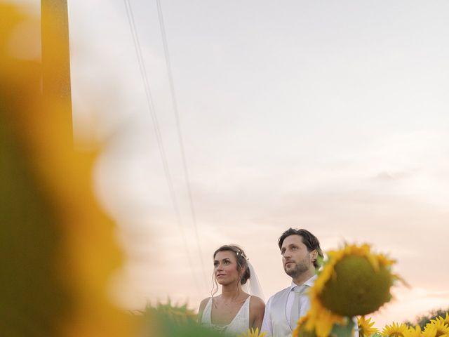 Il matrimonio di Caterina e Michele a Recanati, Macerata 45
