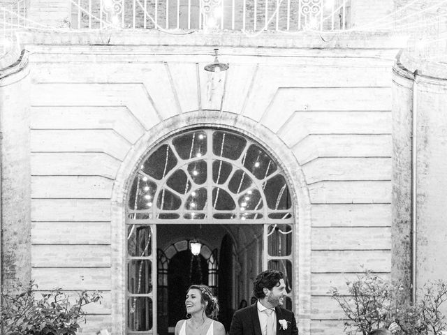 Il matrimonio di Caterina e Michele a Recanati, Macerata 2
