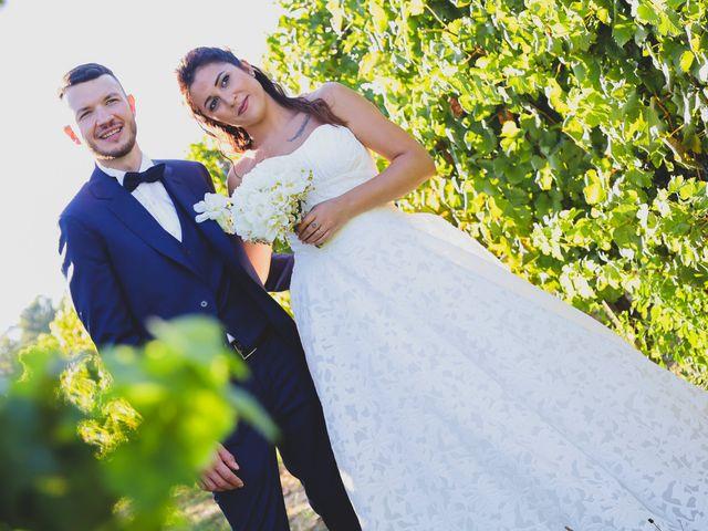 Le nozze di Giacomo e Jennifer