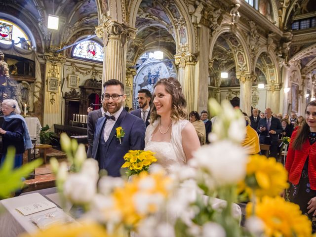 Il matrimonio di Paolo e Paola a Malnate, Varese 14