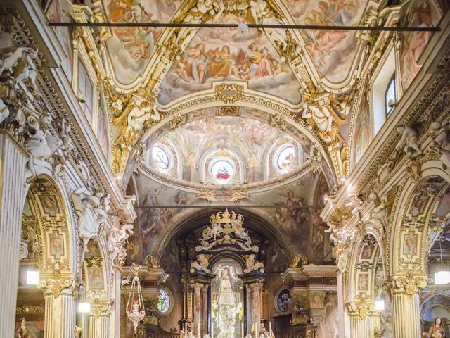 Il matrimonio di Paolo e Paola a Malnate, Varese 15
