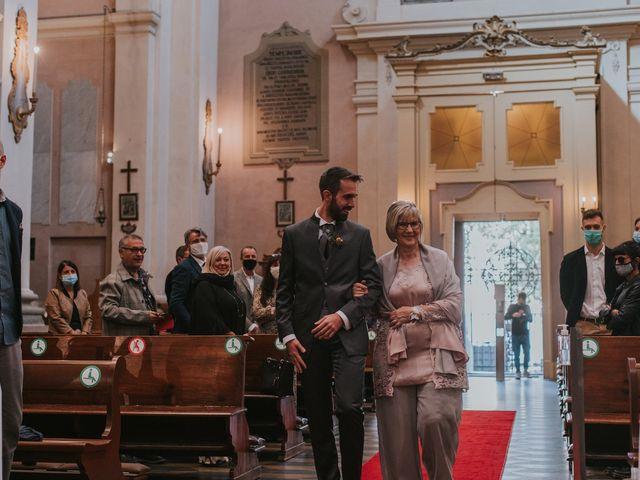 Il matrimonio di Daniele e Giulia a Lugo, Ravenna 47