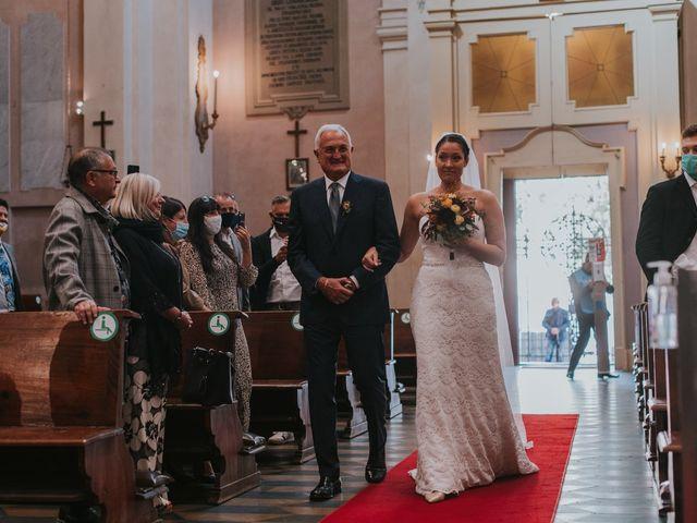 Il matrimonio di Daniele e Giulia a Lugo, Ravenna 52