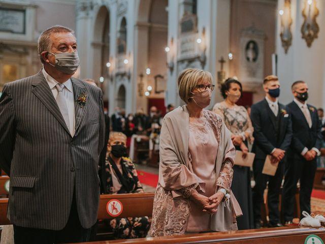 Il matrimonio di Daniele e Giulia a Lugo, Ravenna 57