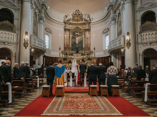Il matrimonio di Daniele e Giulia a Lugo, Ravenna 58