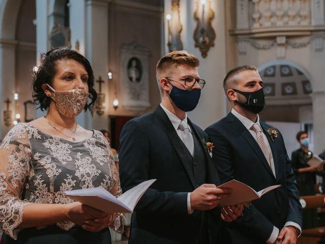 Il matrimonio di Daniele e Giulia a Lugo, Ravenna 59