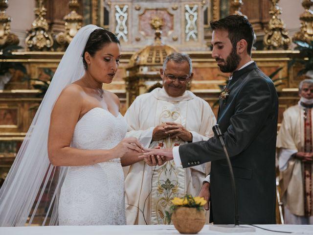 Il matrimonio di Daniele e Giulia a Lugo, Ravenna 70