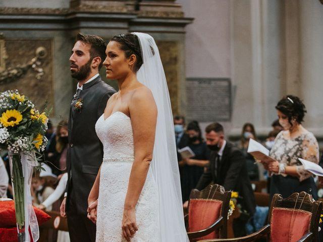 Il matrimonio di Daniele e Giulia a Lugo, Ravenna 74