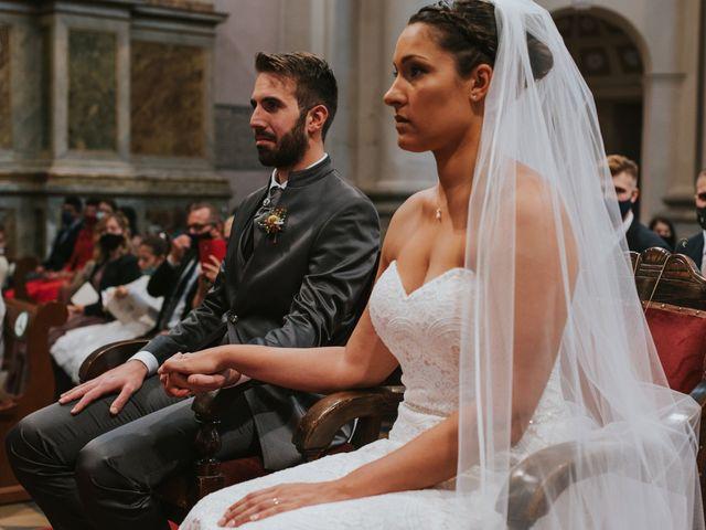 Il matrimonio di Daniele e Giulia a Lugo, Ravenna 77