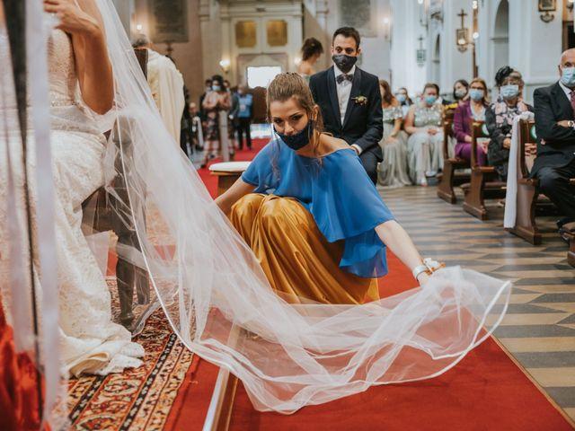Il matrimonio di Daniele e Giulia a Lugo, Ravenna 82