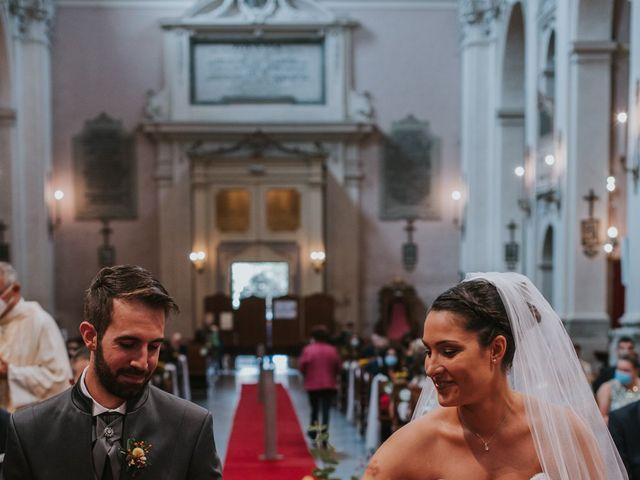 Il matrimonio di Daniele e Giulia a Lugo, Ravenna 83