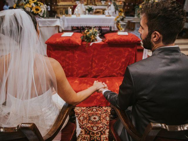 Il matrimonio di Daniele e Giulia a Lugo, Ravenna 85