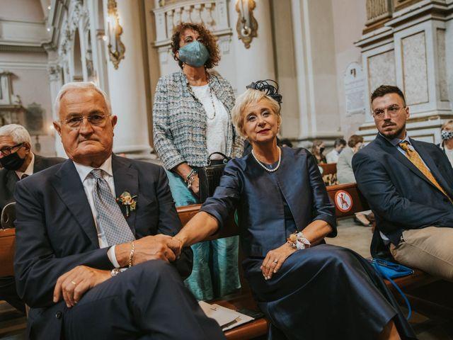 Il matrimonio di Daniele e Giulia a Lugo, Ravenna 86
