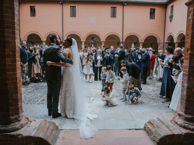 Il matrimonio di Daniele e Giulia a Lugo, Ravenna 99