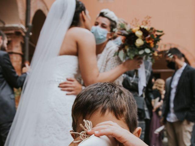 Il matrimonio di Daniele e Giulia a Lugo, Ravenna 102