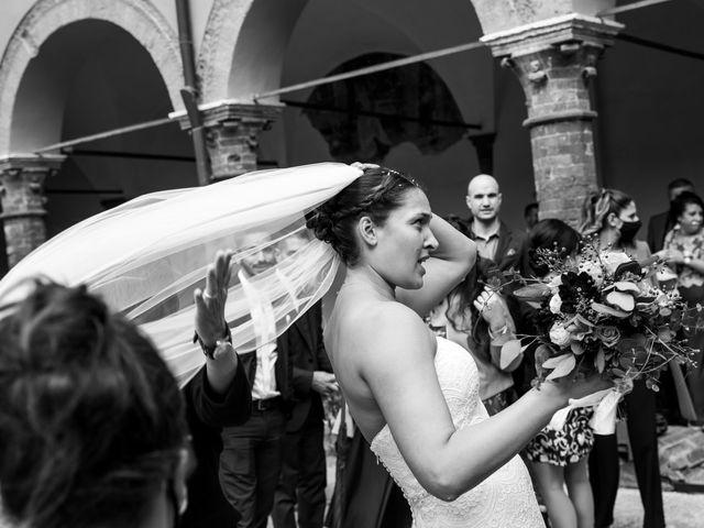 Il matrimonio di Daniele e Giulia a Lugo, Ravenna 107