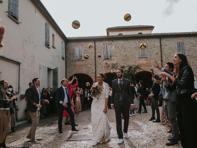 Il matrimonio di Daniele e Giulia a Lugo, Ravenna 145