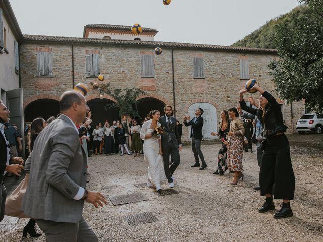 Il matrimonio di Daniele e Giulia a Lugo, Ravenna 146