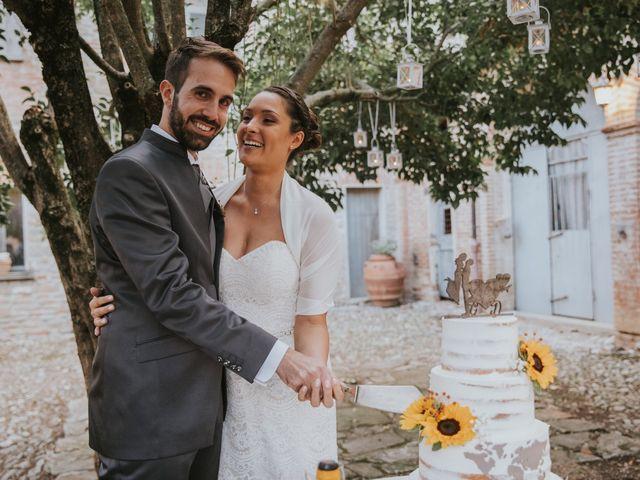 Il matrimonio di Daniele e Giulia a Lugo, Ravenna 162