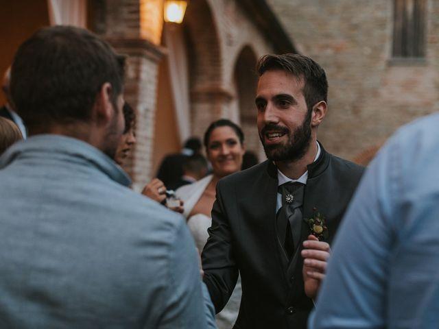 Il matrimonio di Daniele e Giulia a Lugo, Ravenna 178