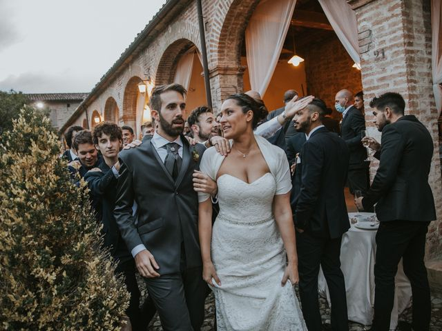 Il matrimonio di Daniele e Giulia a Lugo, Ravenna 181