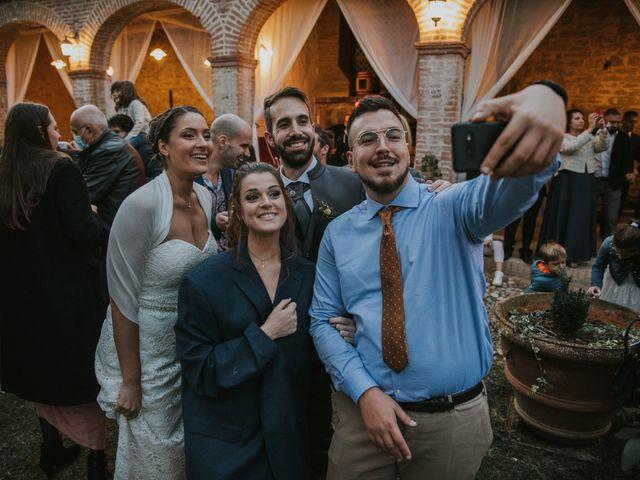 Il matrimonio di Daniele e Giulia a Lugo, Ravenna 184