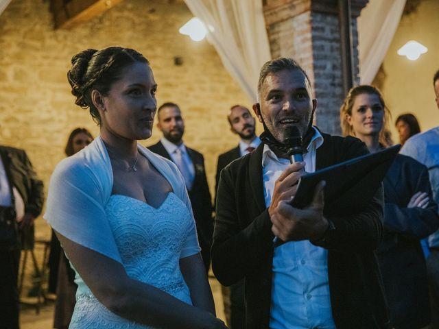 Il matrimonio di Daniele e Giulia a Lugo, Ravenna 188