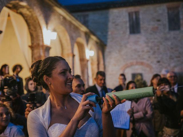 Il matrimonio di Daniele e Giulia a Lugo, Ravenna 195